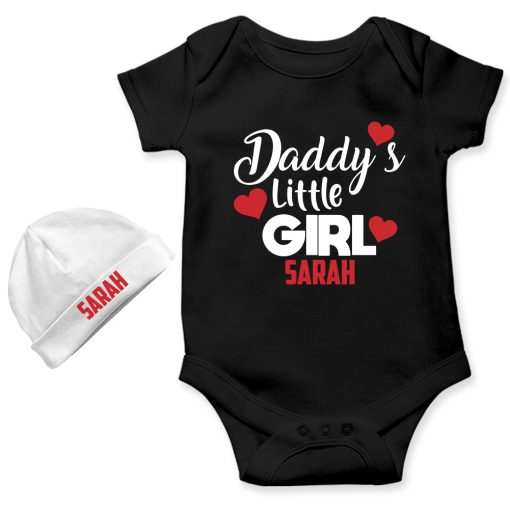 Daddy's-Little-Girl-NewBorn-Gift--Pack-Black