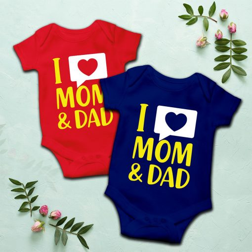 I-Love-Mom-&-Dad-Baby-Romper-Content