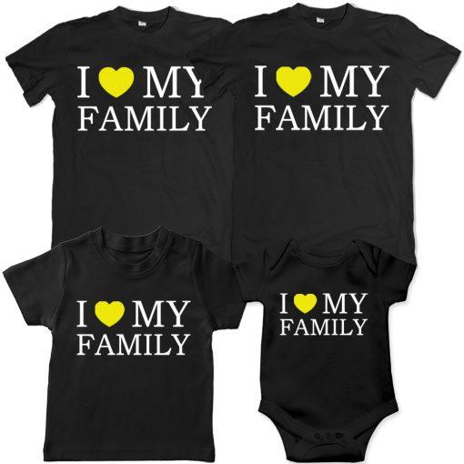 I-love-my-family-VALENTINE-SPECIAL-combo-T-Shirt-Black