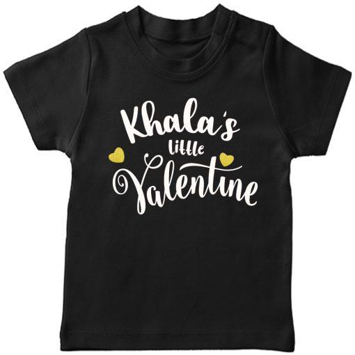Khala-&-Fuppis-Little-Valentine-Special-T-Shirt-Black