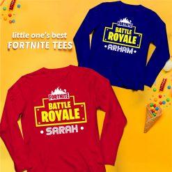 Kid's-Favorite-Fortnite-T-Shirt-Content