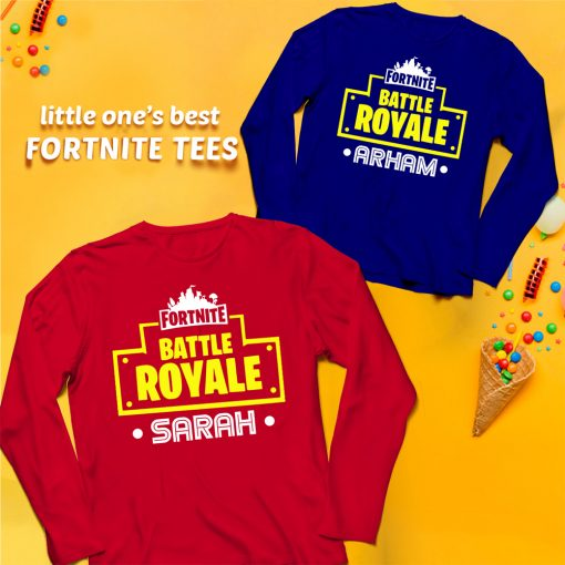 Kid's-Favorite-Fortnite-T-Shirt-Content