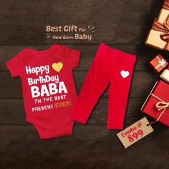 Unique-Best-Birthday-Gift-For-Baby-Romper-&-Trouser-Content