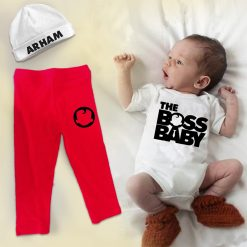 Winter-Combo-New-Born-Boss-Baby-Romper-Set-Content