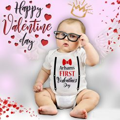 Customized-Name-Baby-Romper-Valentine-DAY-Special-Content