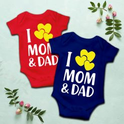 I-Love-Mom-&-Dad-Loving-Parents-Baby-Romper--Content