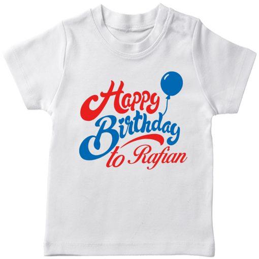Birthday-Beautiful-New-Design-Kids-Tshirt-White