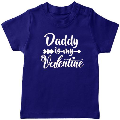 Daddy-&-Mommy-Kid-Favorite-Special-Valentine-T-Shirt-Blue-Daddy
