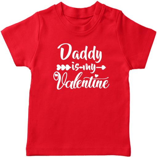 Daddy-&-Mommy-Kid-Favorite-Special-Valentine-T-Shirt-Red-DADDY