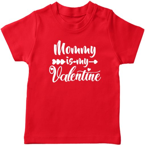 Daddy-&-Mommy-Kid-Favorite-Special-Valentine-T-Shirt-Red-Mommy