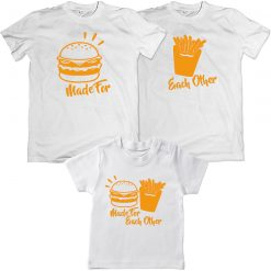 Made-For-Each-Other-Family-Combo-T-Shirt-White