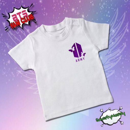 BTS army tshirt